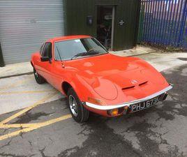 OPEL GT 1972 (1972)