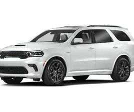 BRAND NEW WHITE COLOR 2021 DODGE DURANGO GT FOR SALE IN TEMPLE HILLS, MD 20746. VIN IS 1C4
