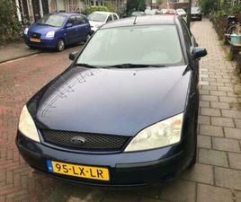 FORD MONDEO 1.8 16V 81KW HB 2003 110 PK BLAUW COOL EDITION