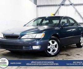 LEXUS ES 300 1997 V6 3.0L AUTOMATIQUE