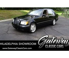 1999 MERCEDES-BENZ S500 FOR SALE