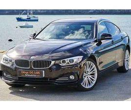 BMW 420 420DA GRAN COUPÉ XDRIVE LUXURY