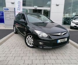 HYUNDAI I30 1.6 DELUXE CROSSWAGON 5DR FOR SALE IN CLARE FOR €6,950 ON DONEDEAL