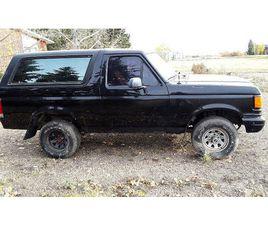 1990 FORD BRONCO XLT 5.8L V8 4-SPEED AUTOMATIC 4X4   CARS & TRUCKS   EDMONTON   KIJIJI