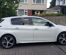 PEUGEOT 308 GT LINE 1.2 5DR AUTO - PETROL FOR SALE IN DUBLIN FOR €11,950 ON DONEDEAL