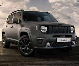 JEEP RENEGADE 1.0 T3 120HP NIGHT EAGLE 5DR