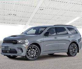 DODGE DURANGO 2021 R/T BLACKTOP TECH V8 AWD *RESERVEZ-LE* N