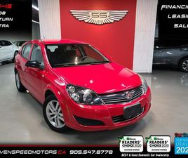 USED 2008 SATURN ASTRA FWD 5DR HB XE