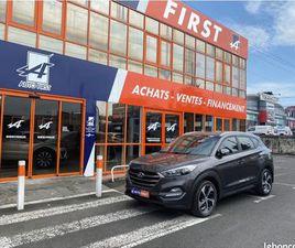 HYUNDAI TUCSON 2.0 CRDI 185CH EXECUTIVE 4WD BVA6
