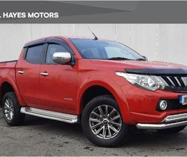 MITSUBISHI L 200 DI-D WARRIOR DC - 4X4 -FULL LEAT FOR SALE IN CLARE FOR €29,600 ON DONEDEA