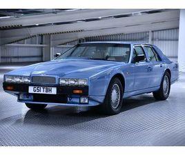 1989 ASTON MARTIN LAGONDA 5.3 - £140,000