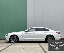 BMW 640 GRAN COUPÉ 640XI HIGH EXECUTIVE FULL: PANO, INDIVI