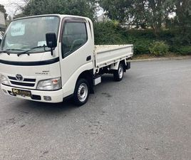 TOYOTA DYNA 3.0 D4D 4X4 FOR SALE IN WICKLOW FOR €9,450 ON DONEDEAL