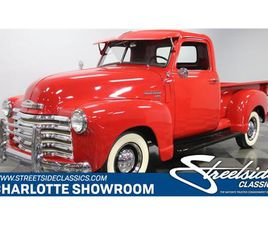 FOR SALE: 1949 CHEVROLET 3100 IN CONCORD, NORTH CAROLINA