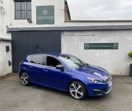2015 PEUGEOT 308 GT EDITION AUTO 180 BHP €13950 FOR SALE IN DUBLIN FOR €13,950 ON DONEDEAL