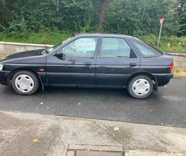1999 FORD ESCORT MK 6 FOR SALE IN CLARE FOR €850 ON DONEDEAL
