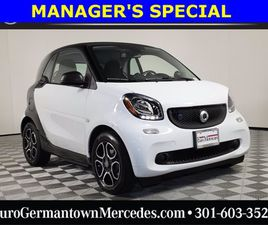 USED 2019 SMART FORTWO ELECTRIC DRIVE