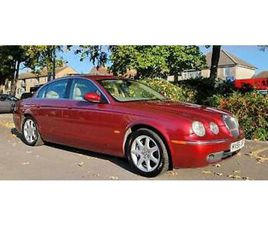 JAGUAR S TYPE 2.7D V6 AUTO 2006 COMPLETE WITH M.O.T HPI CLEAR INC WARRANTY