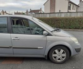 RENAULT, GRAND SCENIC, MPV, 2005, OTHER, 1998 (CC), 5 DOORS