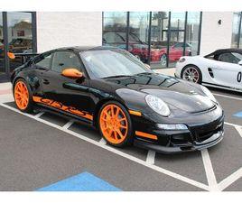 2,100-MILE 2007 PORSCHE 911 GT3 RS