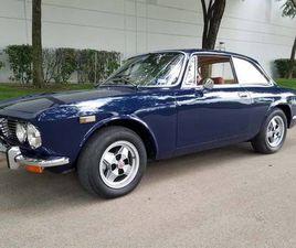 1972 ALFA ROMEO GTV 2000 BERTONE