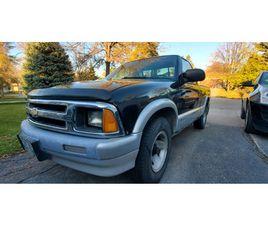 1995 CHEVROLET S10 5 SPEED STANDARD | CARS & TRUCKS | WINNIPEG | KIJIJI
