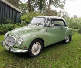 DKW - 1000 S COUPE - 1961