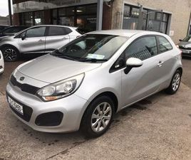 KIA RIO 1.1 CRDI 3DOOR FOR SALE IN CORK FOR €5,995 ON DONEDEAL