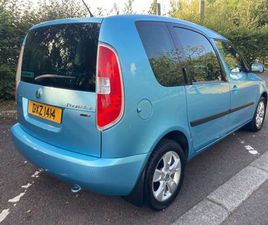 SKODA ROOMSTER - IMMACULATE! *VRT & NOX = €1,087 FOR SALE IN DERRY FOR €3,900 ON DONEDEAL