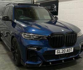 BMW X7 3.0 M50D AUTO XDRIVE (S/S) 5DR