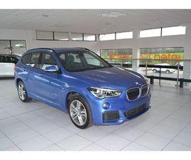 BMW X1 SDRIVE 18D M SPORT 5DR(ONLY 55837 MILES ESTORIL BL 2.0