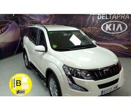 MAHINDRA XUV500 2.2D W8 FWD 4X4, SUV O PICKUP DE SEGUNDA MANO EN BARCELONA | AUTOCASION