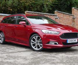 FORD MONDEO 2.0 TDCI ST-LINE (S/S) 5DR