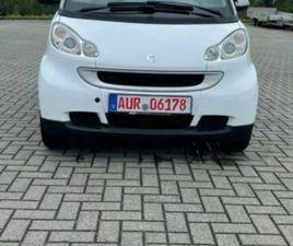SMART FORTWO COUPE MICRO HYBRID DRIVE.TÜV-INSPEKTION!!