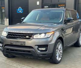 LAND ROVER RANGE ROVER SPORT 3.0 SDV6 HSE DYNAMIC 7ZITS / UTILITAIRE BREMBO
