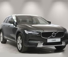 2.0 D4 CROSS COUNTRY PRO 5DR AWD GEARTRONIC