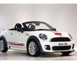 2014 MINI ROADSTER 1.6 COOPER S - £15,350