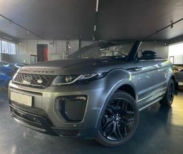 LAND ROVER EVOQUE CABRIOLET HSE DYNAMIC*ACC*MERIDIAN*360