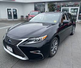 2016 LEXUS 300H HYBRID/ EXECUTIVE FULLY LOADED ONLY 108XXXKMS
