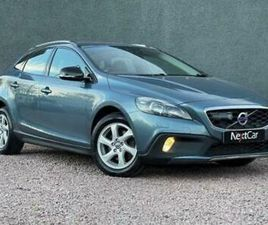 VOLVO V40 CROSS COUNTRY 1.6 D2 SE NAV EDITION £0 ROAD TAX, UP TO 80 MPG