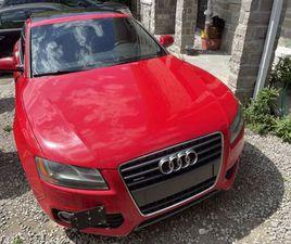 AUDI A5 S-LINE 2012 !!!! | CARS & TRUCKS | MISSISSAUGA / PEEL REGION | KIJIJI