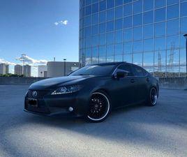 2013 LEXUS ES 350 | CARS & TRUCKS | MARKHAM / YORK REGION | KIJIJI