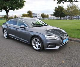 AUDI A5, 2018 2.0 TDI SPORT AUTO FREE DELIVERY FOR SALE IN CORK FOR €32,750 ON DONEDEAL