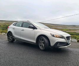 VOLVO V40 CROSS COUNTRY EDITION 1.6 DIESEL LOW KM FOR SALE IN CLARE FOR €11,000 ON DONEDEA