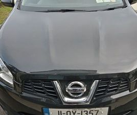 NISSAN QASHQAI + 2 FOR SALE IN WICKLOW FOR €5,100 ON DONEDEAL
