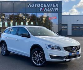 VOLVO V60 CROSS COUNTRY D4 GEARTRONIC SUMMUM S-H/NAVI