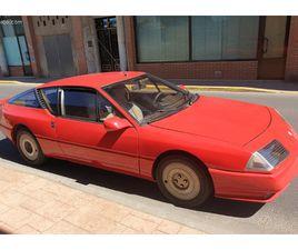RENAULT ALPINE V6 GTA