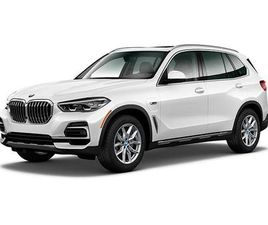BRAND NEW WHITE COLOR 2022 BMW X5 PLUG-IN HYBRID XDRIVE45E FOR SALE IN DOYLESTOWN, PA 1890