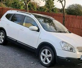 NISSAN QASHQAI +2 FOR SALE IN MAYO FOR €3,600 ON DONEDEAL