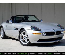 SILVER COLOR 2001 BMW Z8 FOR SALE IN STUART, FL 34997. VIN IS WBAEJ13441AH60340. MILEAGE I